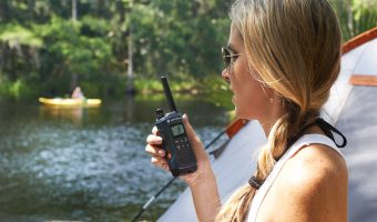 two way radios for day camps