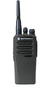 Motorola CP200D Two-Way Radio